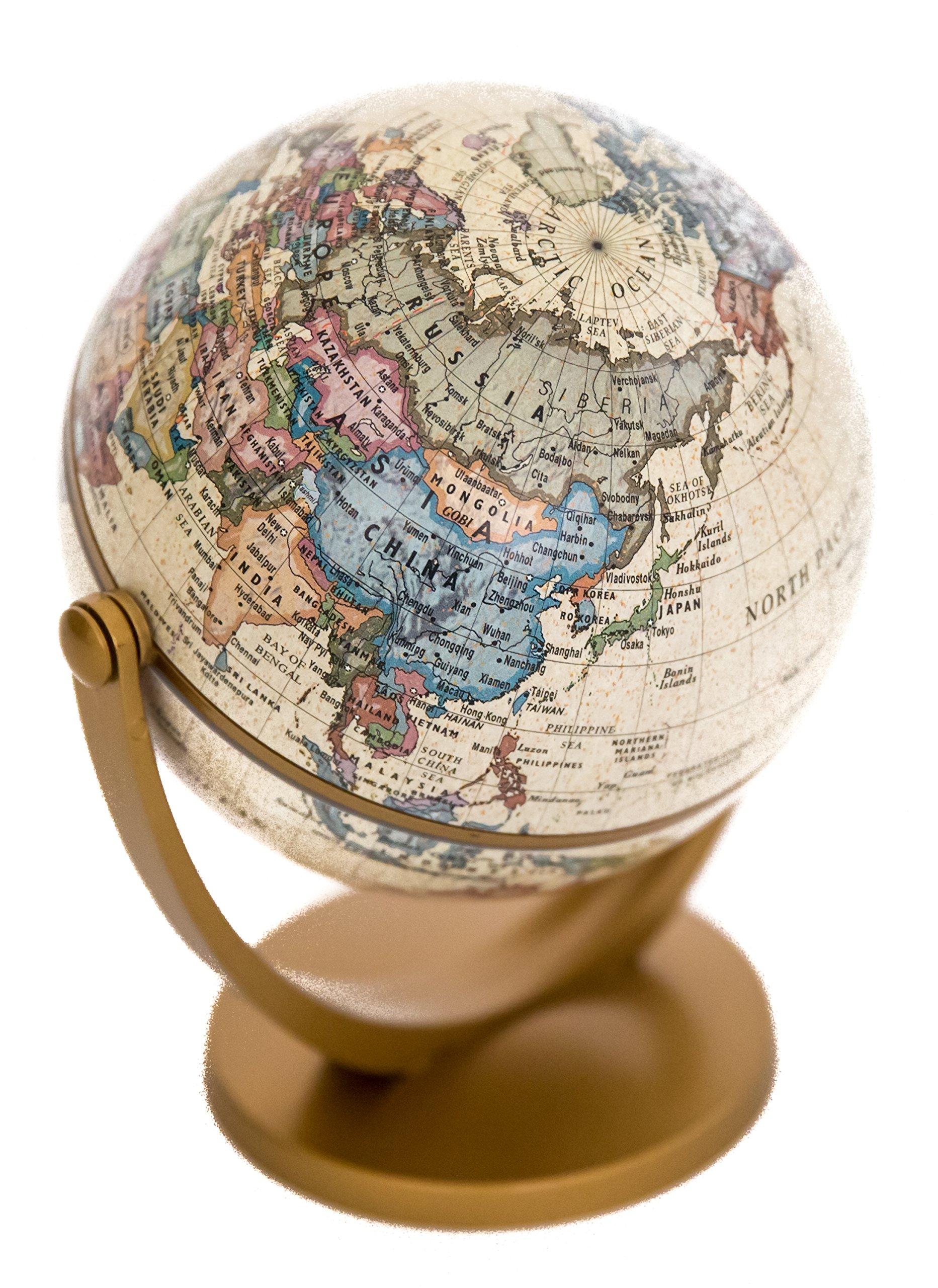 Cheap mini world globe 4 cm find mini world globe 4 cm deals on get quotations mini tilt swivel modern globe of the world gumiabroncs Gallery