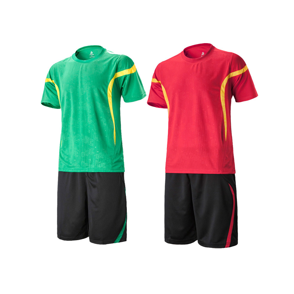 f38140509 2017 Customized Cheap Soccer Jersey Set