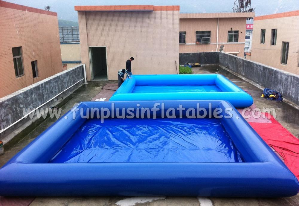 aufblasbare poolabdeckung luftgeblase aufblasbaren pvc pool gehende wasserkugel f9034 rund 5 m