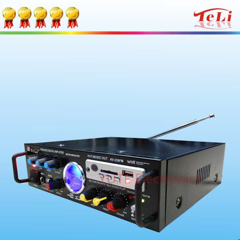 av-339) Bluetooth Headphone Av-339 Amplifier