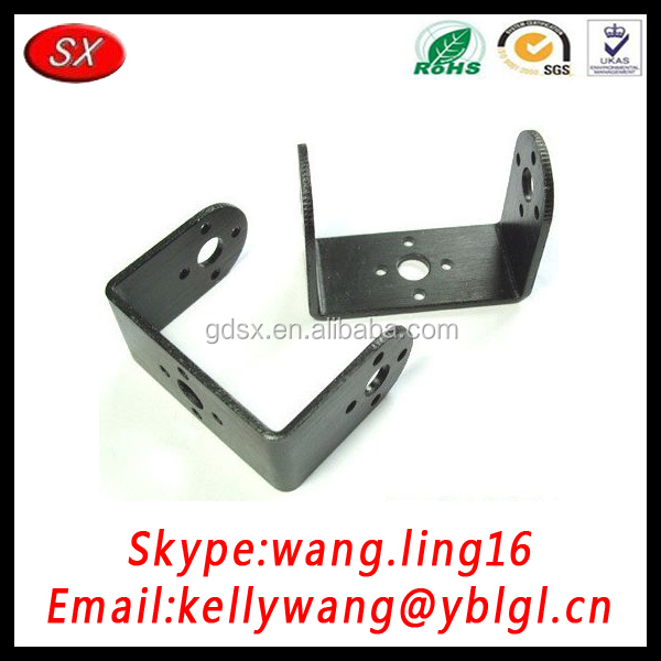 China Factory Custom Quality Trusted SUS/Aluminum Brass Mounting U Shaped Bracket For Bicycles