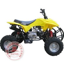 Hot Selling CE Approved Gas-Powered 4-Stroke Engine 110cc ATV quad bike
