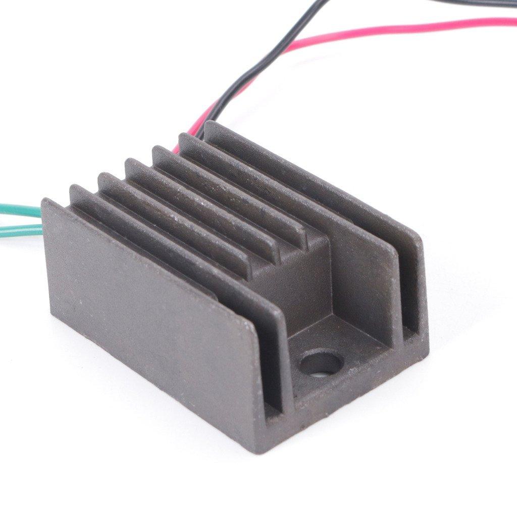 DGI MART Voltage Regulator Rectifier for Yamaha 40-70 / 1200 GP1200 SUV XL1200 LS2000 6H2-81960-00-00 SH643-13