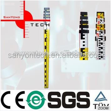 5m Invar Bar Code Leveling Staff for Didital Water Level