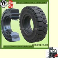 china tyre manufacturer,7.00-9 forklift attachment/industrial tyre/solid tyre/truck tyre,reducing damage and improves ride