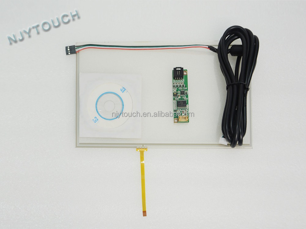 "10.1"" Touch Screen with USB Controller For Dell Inspiron Mini 1018"