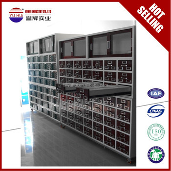 Welded Structure Iron Medicine Cabinet High Quality