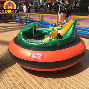 2017 Hot Sale Inflatable Bumper Cars Battery Operated Kids Car