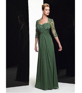 ca903876e54 Alluring Tulle   Chiffon Sweetheart Neckline Floor-length A-line Mother Of  The Bride