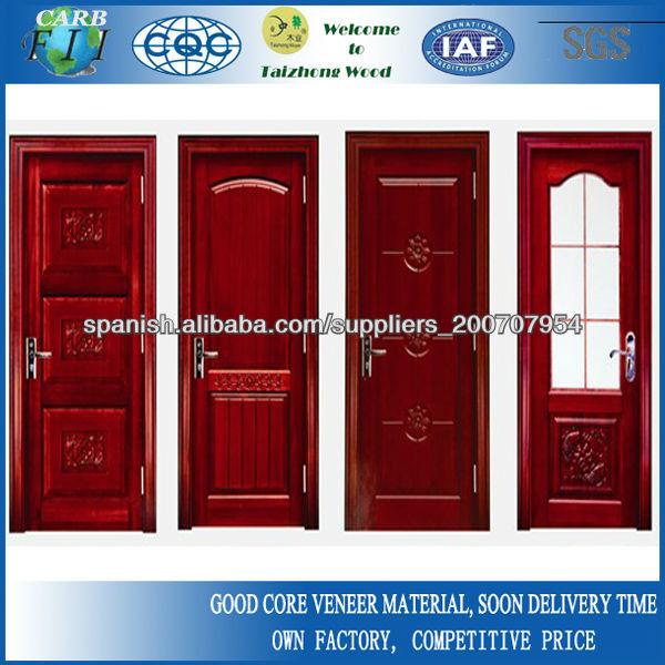 Puertas de madera para recamaras puertas identificaci n for Puertas corredizas de madera para recamara