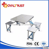Outdoor picnic table/folding table/picnic folding table