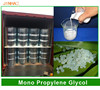 As surface active agent material, PU resin main material, plastifier industry, buy industrial grade propylene glycol