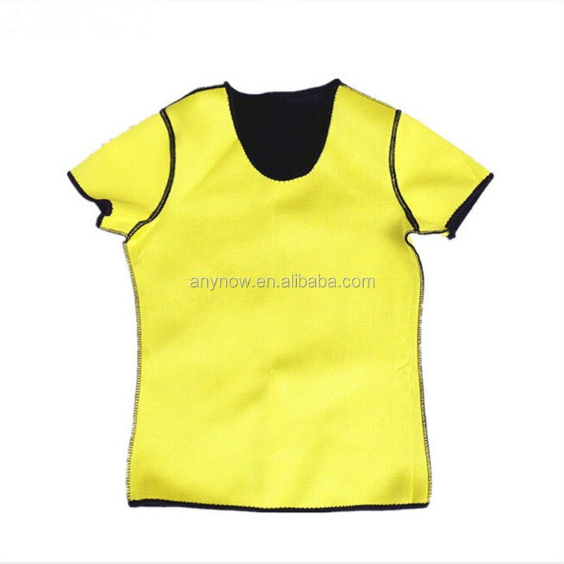 4e19f597aad17 Sport fitness slimming thin body with short sleeves body waist shapers