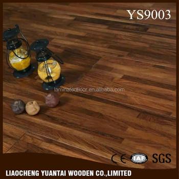 China Import Direct Cheap Price Melamine Laminate Flooring Top
