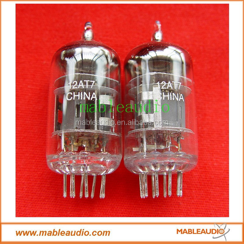 12AT7 Shuguang audio electron Tube for tube amplifier