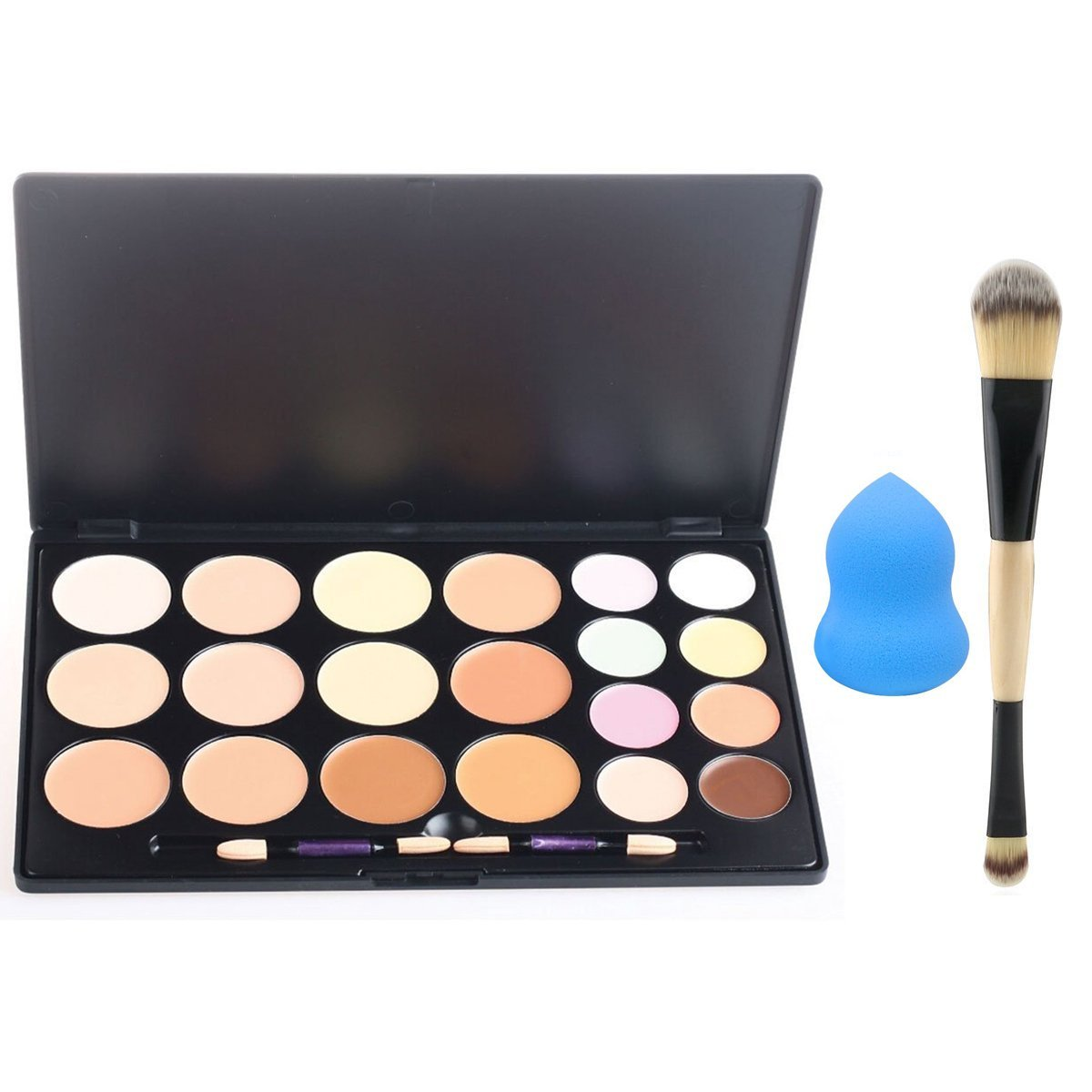 Cheap Contour On Face Find Deals Line At Alibabacom Maybelline Studio V Shape Powder 01 Light Med Get Quotations Evermarket Kit And Highlighting Palette 20 Colors