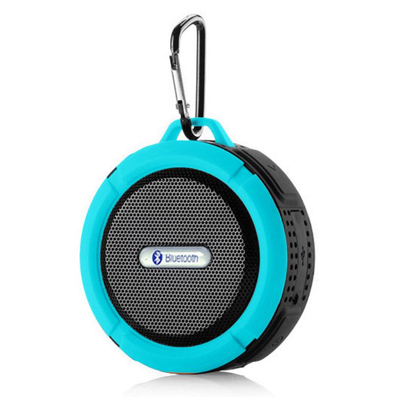 Orador sem fio do leitor de cartão do usb do rádio do fm do fm da promoção do presente