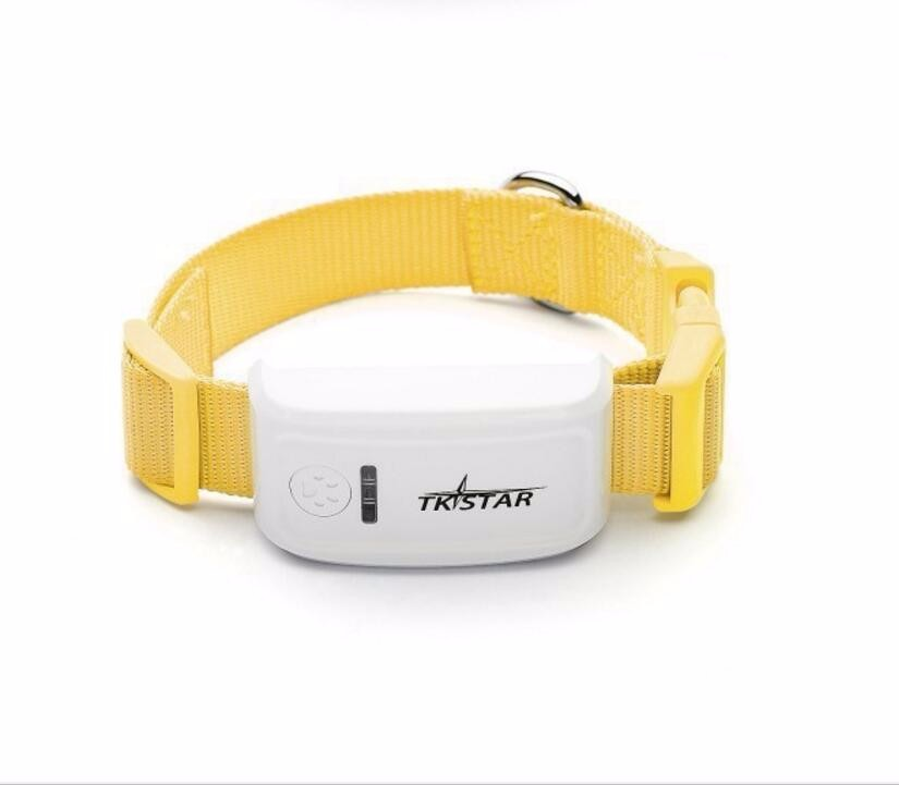 March Purchase Festival Waterproof Mini GPS Tracker for pets GPS tracking device Locator Free Pet Collar Free Online Tracking
