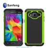 Chinese Mobie Phone Shock proof Back Cover For Samsung galaxy J3 New Arrival cases