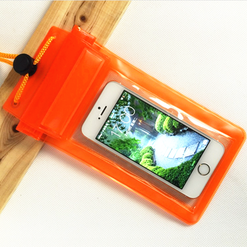 Sd Mobile Phones Pvc Water Proof Diving Bag Portable Outdoor Waterproof Pouch Case With Strap