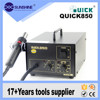 Diaphragm pump quick 850 smd bga rework station with low price