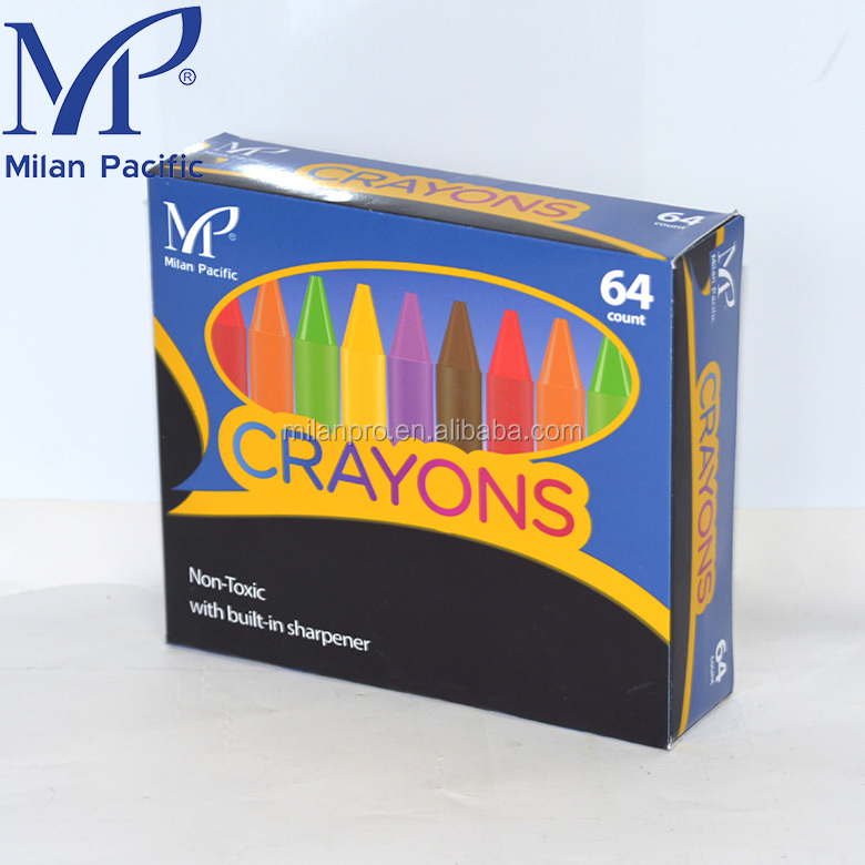 Fancy Multicolor types of crayons, Kids crayons