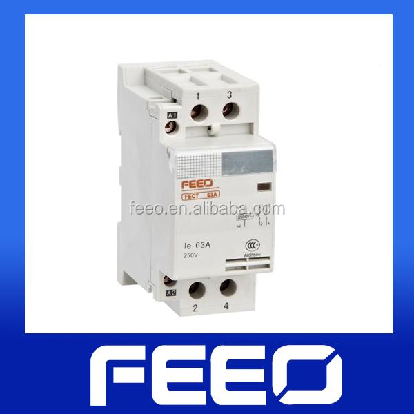 double pole dp 2 pole modular ac contactor buy double pole 95 neon fuse box diagram  ididit fuse box