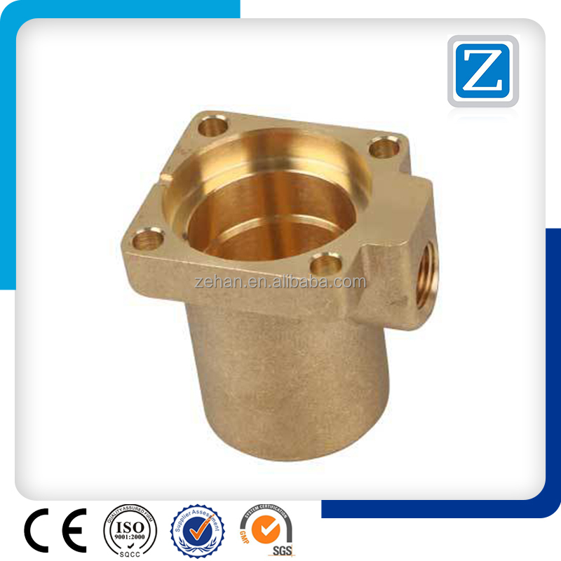 High Quality Customized Hot Forging Brass Turning Parts,CNC Machining Parts