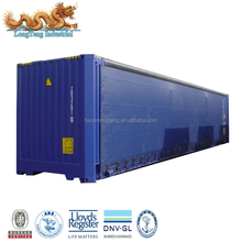 Pallet Wide 45ft Curtain Side Container