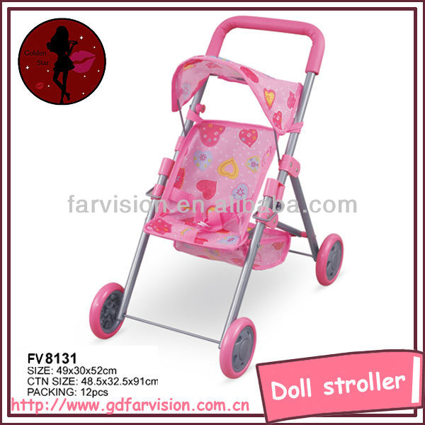 Doll Stroller With Car Seat - Seat