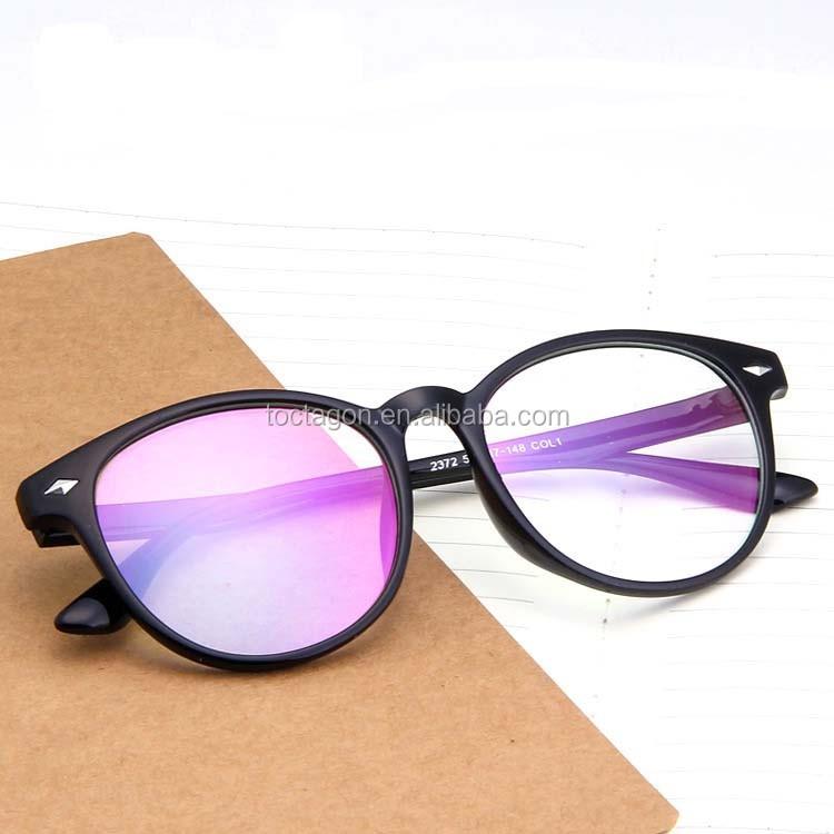 2017 New Glasses Frames For Women Men Plastic Optical Frame ...