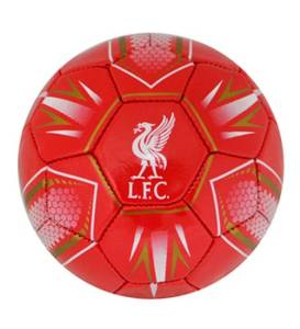 74031070b Get Quotations · NEW LIVERPOOL MINI HEX FOOTBALL SIZE 1 (OFFICIAL CLUB  MERCHANDISE)
