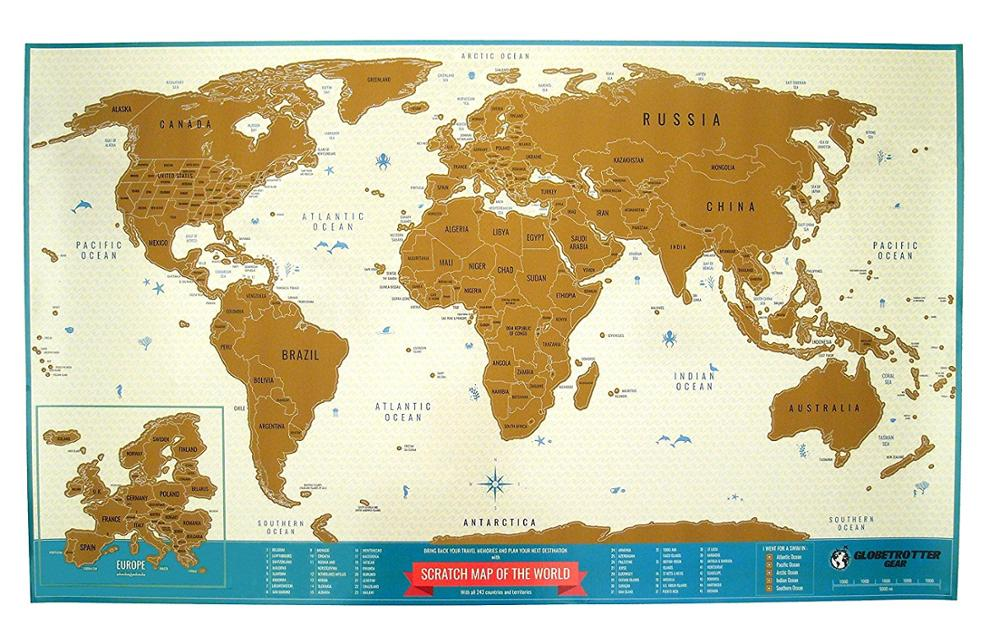 Scratch off world map travel tracker europe close up usa states scratch off world map travel tracker europe close up usa states outlined kids educational gumiabroncs Choice Image