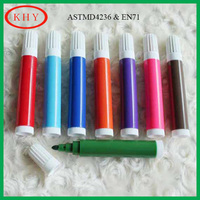 Promotional Mini Colored Felt Tip Pen for Kids Drawing
