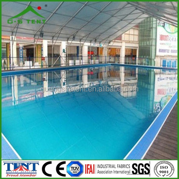 Outdoor Swimming Pool Cover Tent