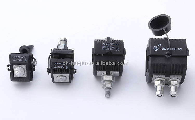 JBC 1kv insulation piercing connector for ABC/ACSR cable
