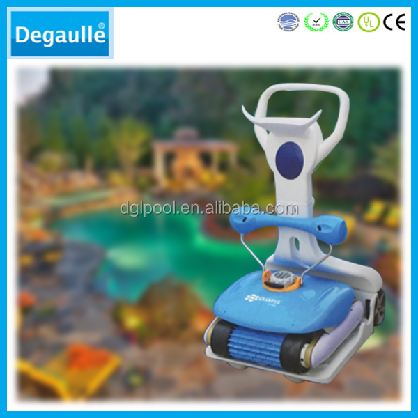 Portable Factory Price Robotic Design Dolphin Pool Manual Vinyl Swimming Pool Cleaner With Polaris Tiles