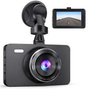 12V Car Video Recorder DC100 User Manual FHD 1080P Car Camera Dvr For In Car Automobile Data Recording