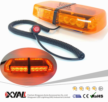 24w magnetic base amber emergency construction warning led mini 24w magnetic base amber emergency construction warning led mini strobe light bar aloadofball Gallery