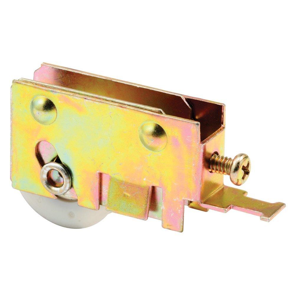 1-1//4-Inch Nylon Ball Bearing Wheel Prime-Line Products N 7076 Sliding Mirror Door Roller