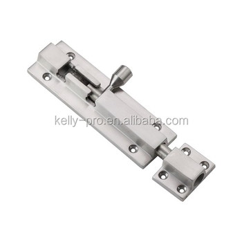Barrel Bolt Stainless Steel Tower Bolt Slide Security Door Lock Straight Cranked Neck Door Bolt  sc 1 st  Alibaba & Barrel Bolt Stainless Steel Tower Bolt Slide Security Door Lock ...