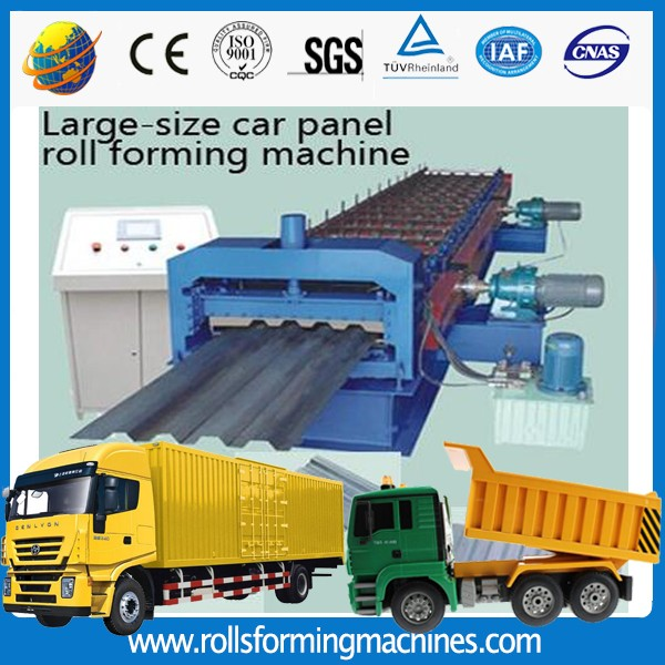 car panel forming machine car panel making roll forming machine