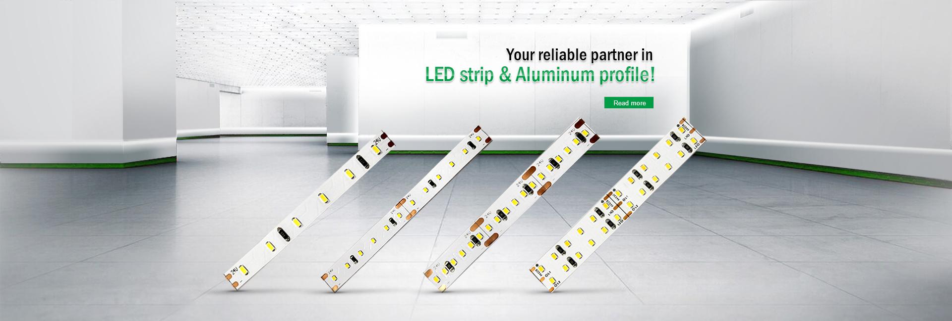 LED Band stripe flexibel 5M 300 LED 24 Watt 120° warm weiß 3000K 12V//DC  IP20