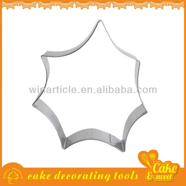 christmas decorating tool of cookie cutter