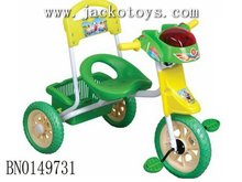 BABY TRICYCLE W/LIGHT,MUSIC