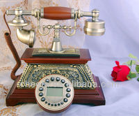 decorative french old style phone
