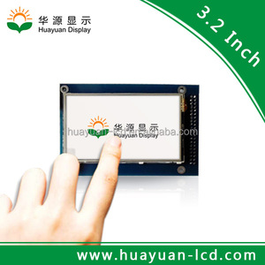 8 bit RGB 320x240 tft lcd programmable touch screen 3 inch