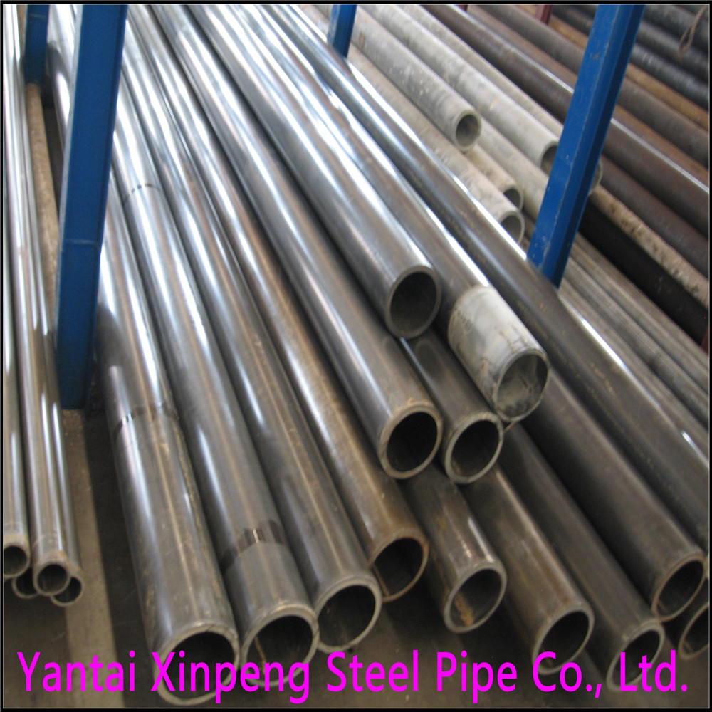 Cold Drawn ASTM106B Black Oxidizing FOB Precision Steel Pipe