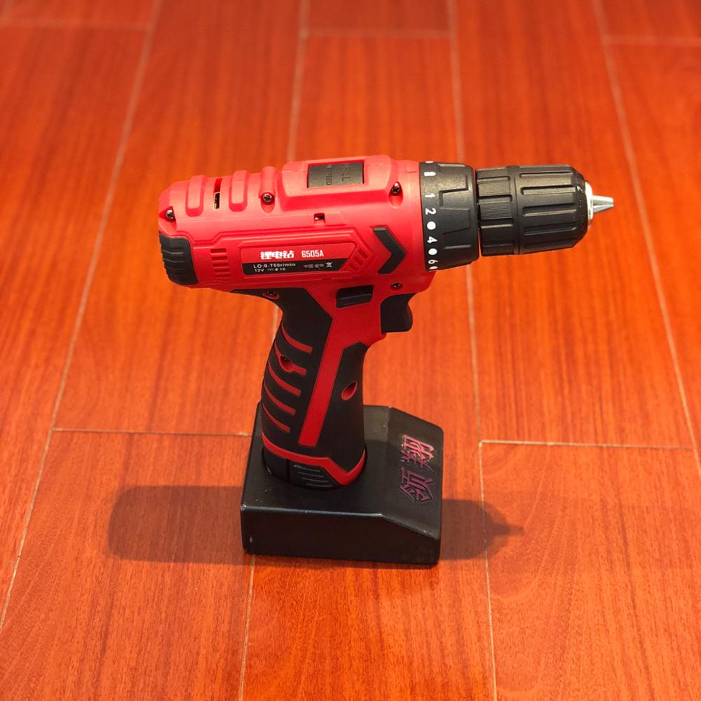single speed 12v performer cordless dual drill for wood and screw