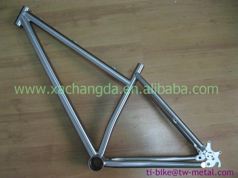 Perfecto Marco Cyclocross Titanio Componente - Ideas de Arte ...